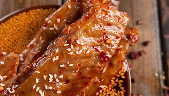 麻辣味卤菜做法和配方?你喜欢吃吗?